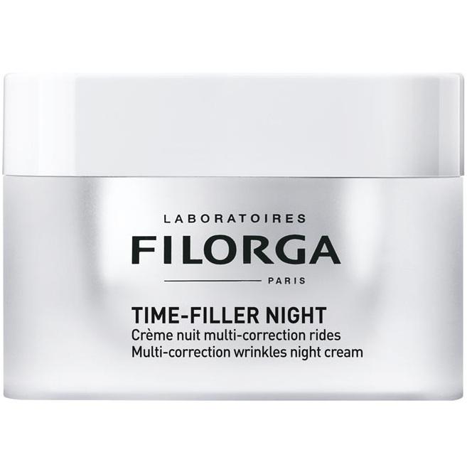 Filorga Крем Time-Filler Night Восстанавливающий Ночной против Морщин, 50 мл