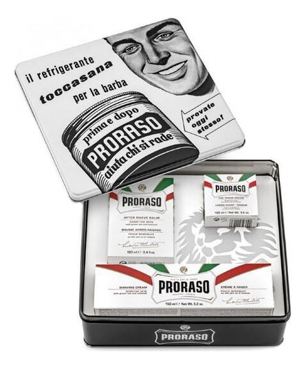 Proraso Набор для Бритья TOCCASANA косметика и средства для бритья