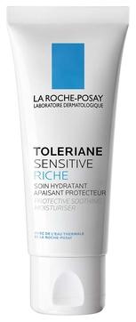 La Roche Posay Крем Toleriane Sensitive Riche Толеран Сенситив Риш, 40 мл la roche posay toleriane gel