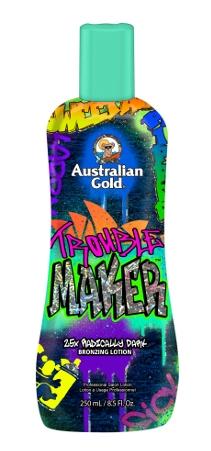 Australian Gold Лосьон для Загара с Эффектом Комплексного Бронзирования Trouble Maker, 250 мл цена в Москве и Питере