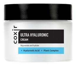 Coxir Крем Увлажняющий с Гиалуроновой Кислотой Ultra Hyaluronic Cream, 50 мл