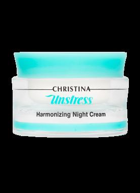 Christina Крем Unstress Harmonizing Night Cream Гармонизирующий Ночной, 50 мл