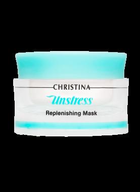 Christina Маска Unstress Replenishing Mask с Витаминами Группы B, 50 мл