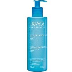 цена на Uriage Гель Water Cleansing Gel Увлажняющий Очищающий, 200 мл