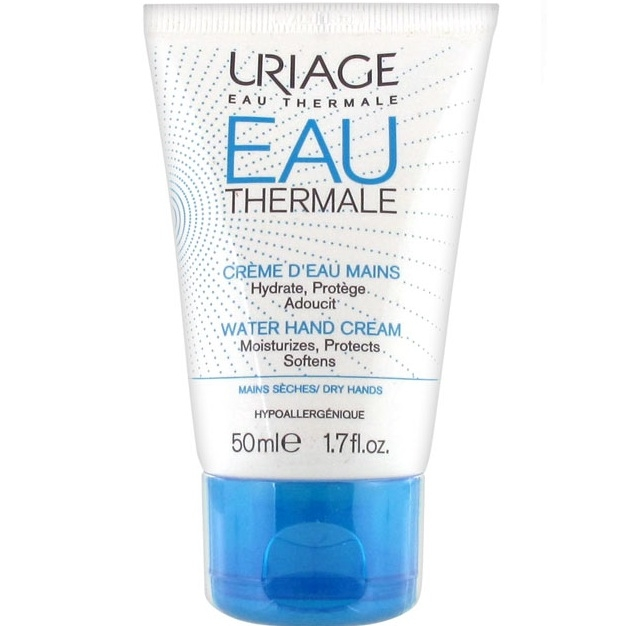 Uriage Крем Eau Thermale для Рук Увлажняющий, 50 мл увлажняющий крем uriage aqua precis