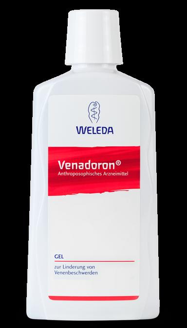 WELEDA Гель для Ног Тонизирующий Venadoron, 200 мл