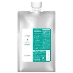 Lebel Cosmetics Маска Viege Treatment Soft для Глубокого Увлажнения Волос, 1000 мл