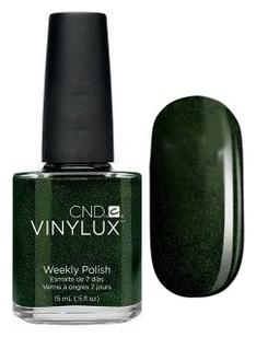 CND Лак Vinylux Weekly Polish #137 Pretty Poison, 15 мл