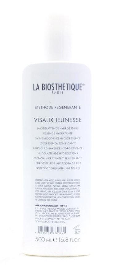 La Biosthetique Тоник Visalix Jeunesse Гидроэссенциальный, 500 мл jeunesse косметика официальный сайт