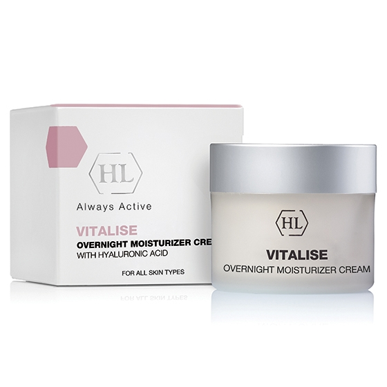 Holy Land Крем Vitalise Overnight Moisturizer Cream Питательный, 50 мл holy land vitalise cleanser