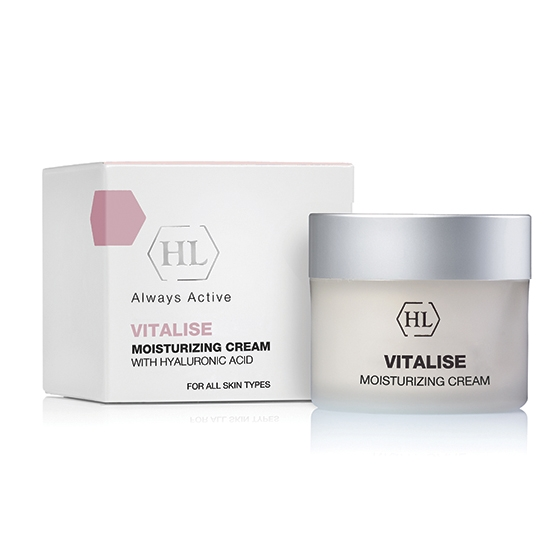 Holy Land Крем Vitalise Moisturizing Cream Увлажняющий, 50 мл