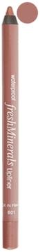 FreshMinerals Водостойкий Карандаш для Губ Waterprof Lipliner Brown, 10,9г sephora collection beauty amplifier универсальный водостойкий карандаш для губ beauty amplifier универсальный водостойкий карандаш для губ
