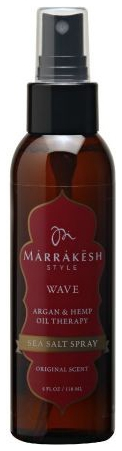 Marrakesh Спрей с Морской Солью Wave Sea Salt Spray, 118 мл label m спрей create sea salt spray морская соль 500 мл