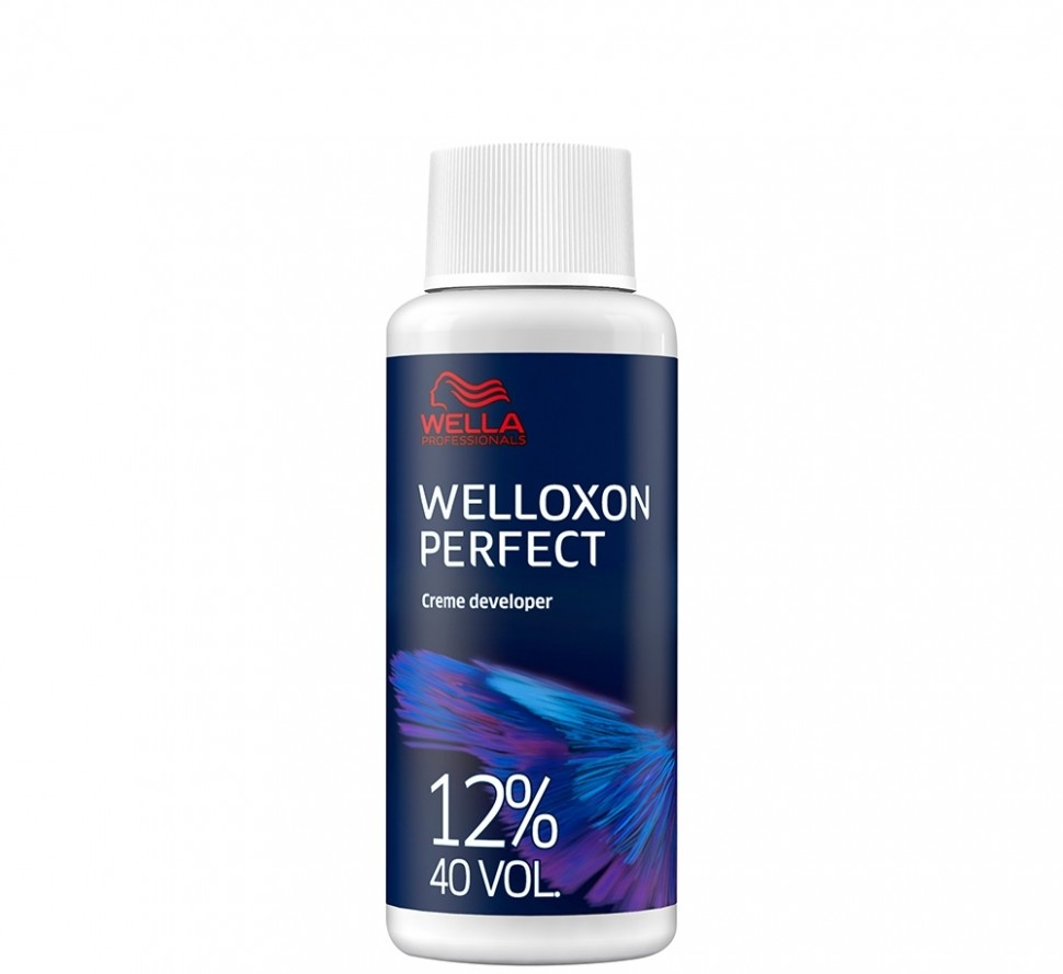 Wella Окислитель для Краски Кремообразный Welloxon Perfect 12%, 60 мл цена и фото