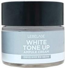 Lebelage Ампульный Крем, Выравнивающий Тон Лица White Tone Up Ampule Cream, 70 мл
