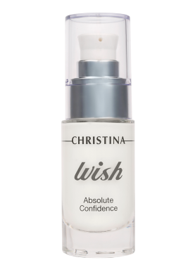 Christina Сыворотка Wish Absolute Confidence Expression Wrinkle Reduction Абсолютная Уверенность для Сокращения Мимических Морщин, 30 мл