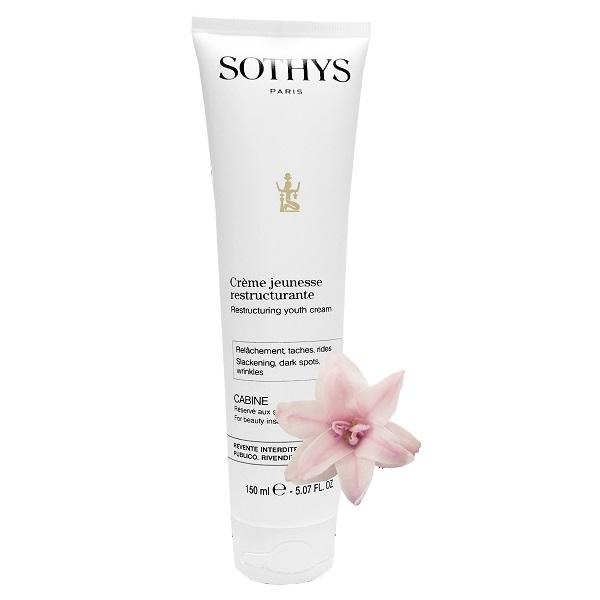 Sothys Крем  Wrinkle-Targeting Comfort Youth Cream Насыщенный для Коррекции Морщин, 150 мл