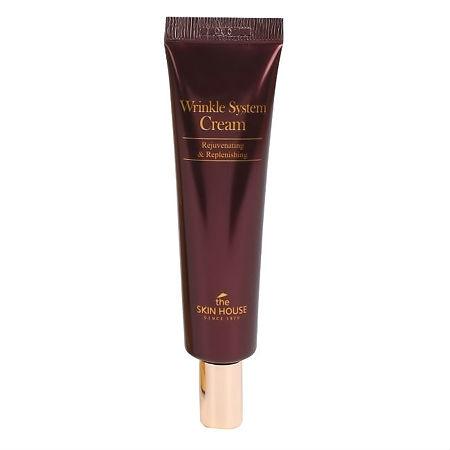 The Skin House Крем Wrinkle System Cream Антивозрастной Питательный с Коллагеном, 30 мл недорого