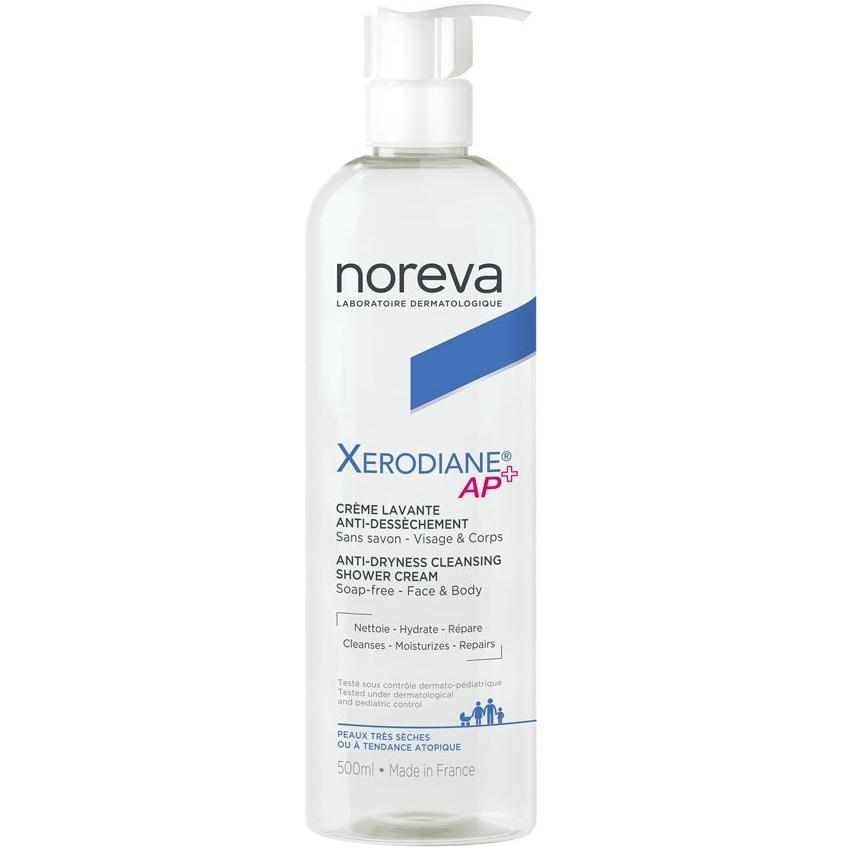 Noreva Крем Xerodiane AP+ Очищающий Пенящийся, 500 мл