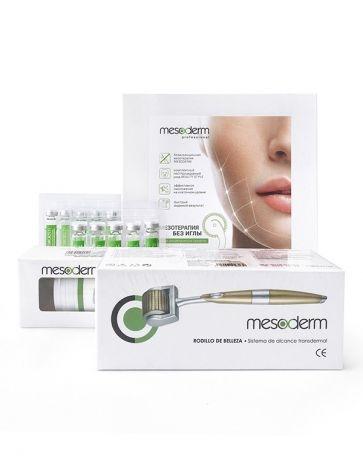 Mesoderm Набор Young Eyes & Face Фракционной Мезотерапии, 10 процедур