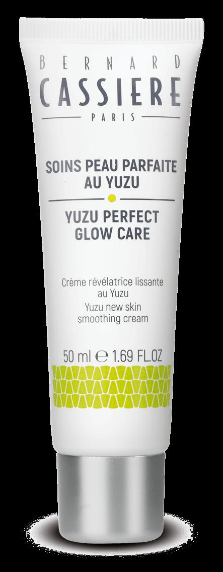 Bernard CASSIERE Крем Yuzu New Skin Smoothing Cream Разглаживающий с Юдзу, 50 мл