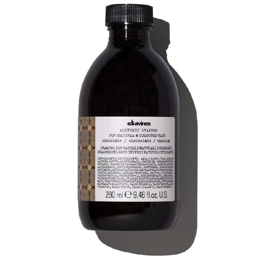 Davines Alchemic Шампунь (Шоколад), 280 мл davines alchemic шампунь золотой 280 мл