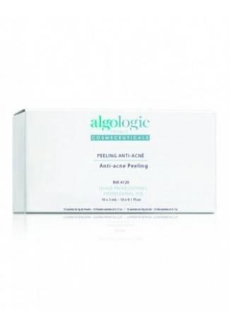 Algologie Пилинг «Анти-акне» Anti-acne Peeling, 10 шт Х 3мл химические пилинги реклама