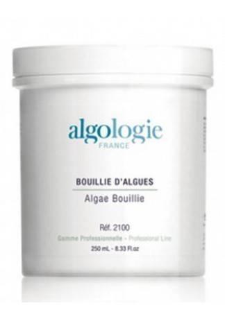 Algologie Маска на Основе «Живых» Измельченных Водорослей, 250мл algologie мицеллярное очищающее средство 3 в 1 250мл