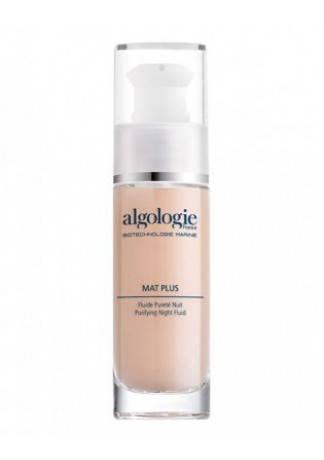 Algologie Гель Очищающий Ночной (Оздоравливающая Сыворотка для Жирной Кожи), 30мл