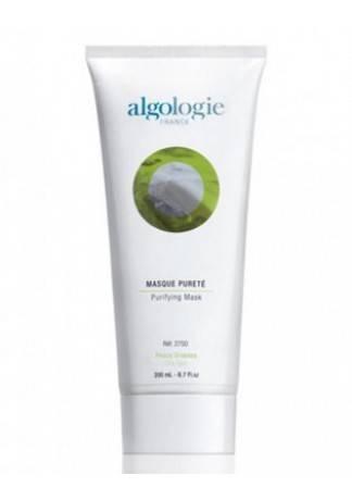 Algologie Крем-Маска Очищающая, 200мл algologie клеточная питательная маска algologie 231120 200 мл