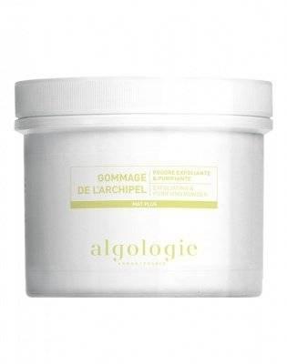 Algologie Маска-эксфолиант Algologie Очищающая Порошковая, 75 гр algologie очищающая маска компресс с белой глиной 100 гр