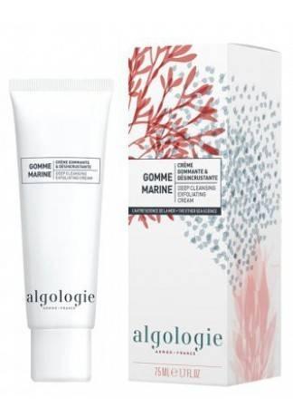 Algologie Крем-Эксфолиант для Глубокого Очищения «Морской», 50мл