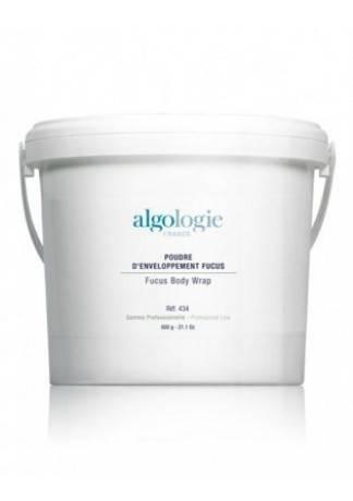 Algologie Пудра для Обертывания на Основе Фукуса Fucus Powder Body Wrap, 1000 мл