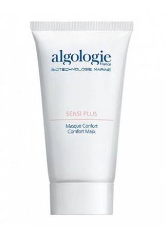 Algologie Крем-Маска Успокаивающая, 75мл маска algologie маска для лица укрепляющая cияние