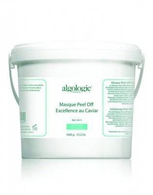 Algologie Укрепляющая Маска «Эликсир икры» Excellence Caviar Peel-off Mask, 1000г