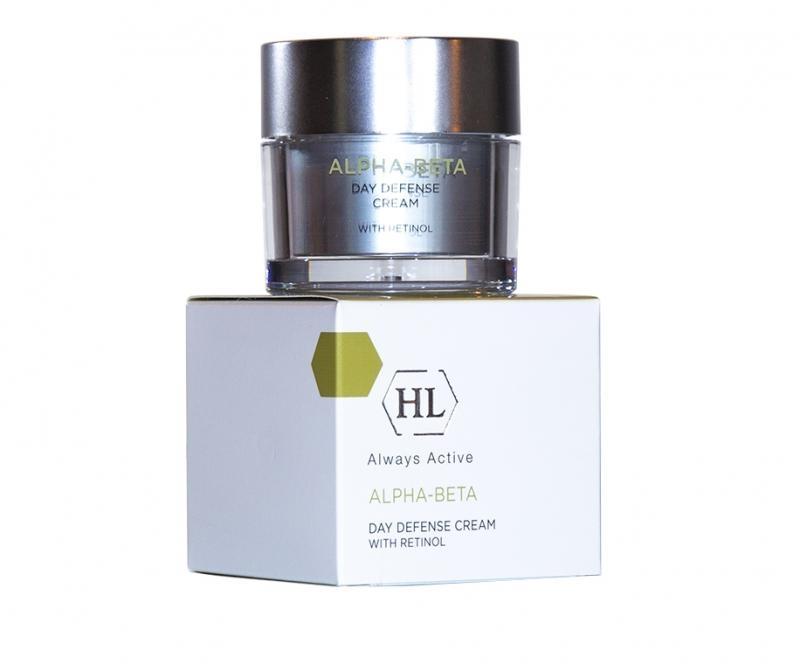 Holy Land Крем Alpha-Beta & Retinol (Abr) Day Defense Cream Spf 30 Дневной Защитный, 50 мл