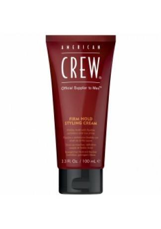 American Crew Крем Сильной Фиксации Firm Hold Styling Cream, 100 мл american crew classic firm hold styling gel гель для волос сильной фиксации 250 мл