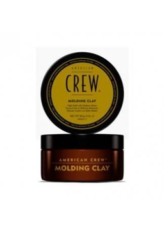 American Crew Формирующая Глина Molding Clay, 85гр revlon глина матирующая и формирующая style masters creator matt clay 85 мл