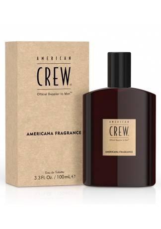 American Crew Туалетная Вода для Мужчин AMERICANA FRAGRANCE, 100 мл brocard terra incognita blue lagoon туалетная вода для мужчин 100 мл
