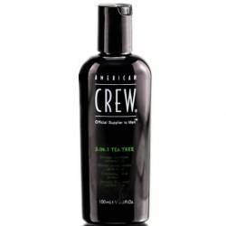 American Crew Средство для Волос 3 в 1 Чайное Дерево, 100 мл стоимость