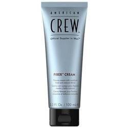 American Crew Крем Средней Фиксации Fiber Cream, 100 мл paul mitchell крем для укладки средней фиксации mitch clean cut 10 мл