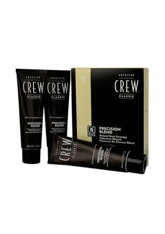 American Crew Краска для Седых Волос Precision Blend Блонд 7/8, 3x40 мл цена