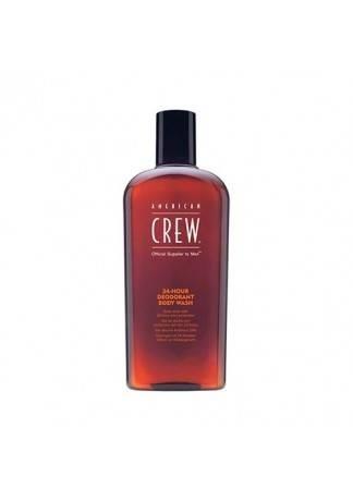 цена American Crew Гель для Душа 24-Hour Deodorant Body Wash, 450 мл в интернет-магазинах