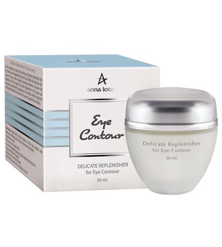Anna Lotan Крем Delicate Replenisher Eye Contour Balm Нежный для кожи вокруг глаз, 30 мл