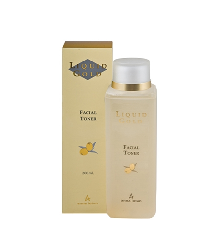 Anna Lotan Liquid Gold Facial Toner Золотой Лосьон, 200 мл