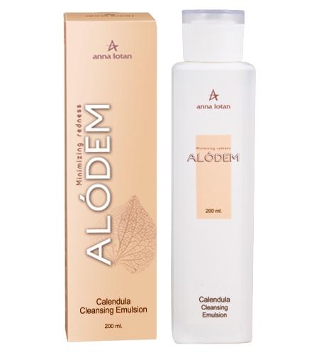 Anna Lotan Эмульсия Alodem Calendula Cleansing Emulsion Очищающая с экстрактом календулы, 200 мл