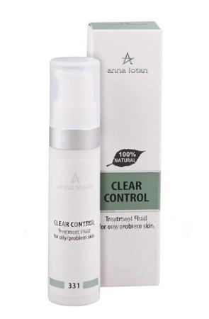 Anna Lotan Clear Control Treatment Fluid Эссенция Клир - контроль для жирн./проблем. кожи, 5 мл anna lotan lifting fluid подтягивающая сыворотка 10 мл
