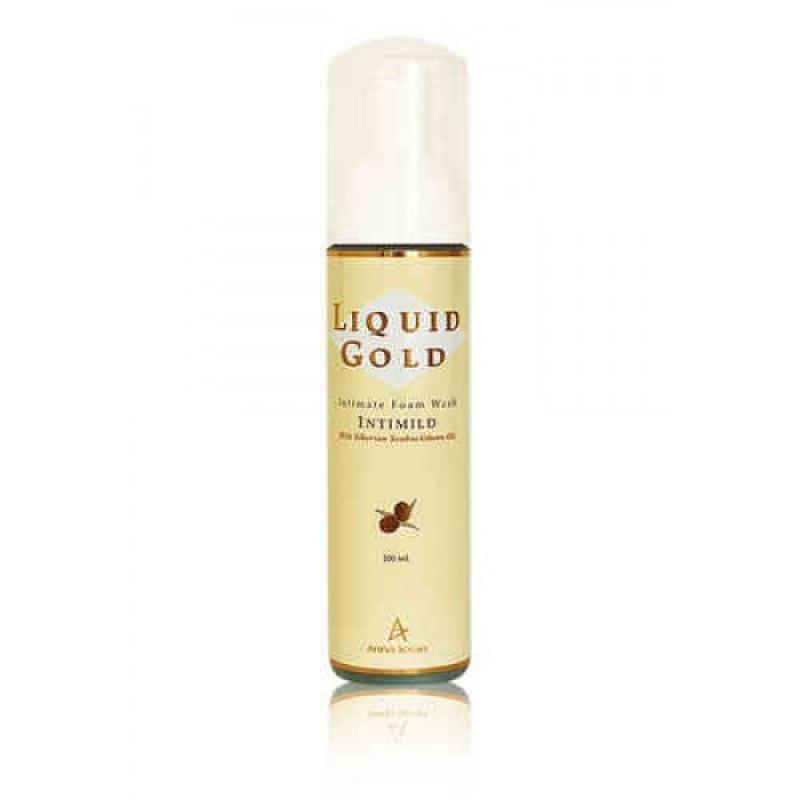 Anna Lotan Liquid Gold Foam Wash Жидкая облепиховая пенка Золотая, 200 мл