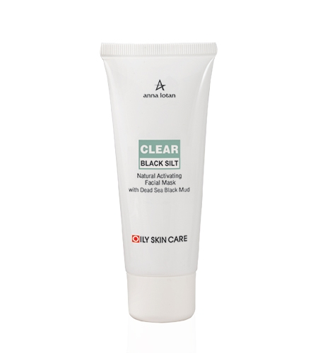Anna Lotan Clear Black Silt Activating Mask Маска «Черная жемчужина», 90 мл anna lotan astringent mud mask стягивающая маска 60 мл