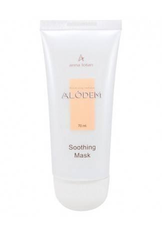 Anna Lotan Aloderm Soothing Mask Успокаивающая маска, 70 мл anna lotan astringent mud mask стягивающая маска 60 мл